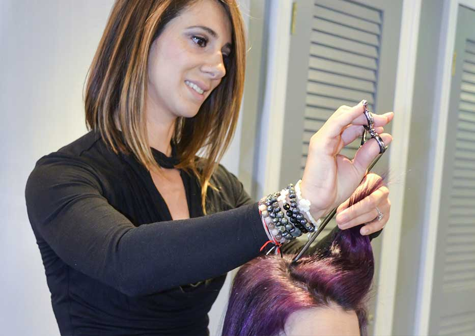 hair styling services   Hair Salon Body & Soul, New Providence