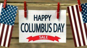 Columbus Day Sale | Hair Salon Body and Soul