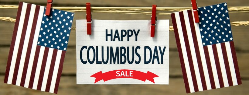 Columbus Day Sale | Hair Salon Body and Soul